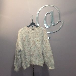 Forever 21 - Sparkly Oversized Sweater
